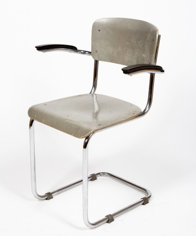 Tubular chair by W. Gispen