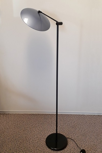 Queens Gallery Utrecht floor lamp, 1980s