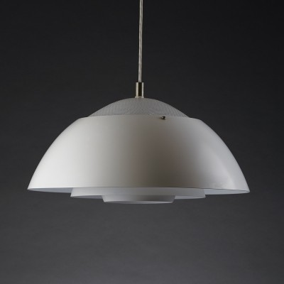 Danish pendant light model Safari by Christian Hvidt for Nordisk Solar, 1970s