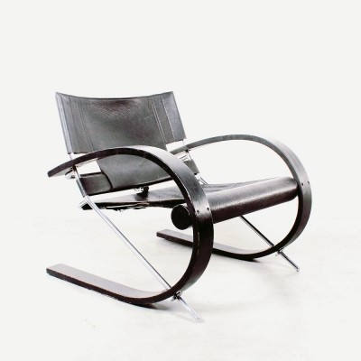 Arm chair by Paul Tuttle for Strässle, 1970s