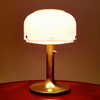 Knubbling desk lamp by Anders Pehrson for Ateljé Lyktan, 1970s