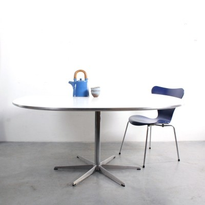 Dining table by Arne Jacobsen for Fritz Hansen, 1960s