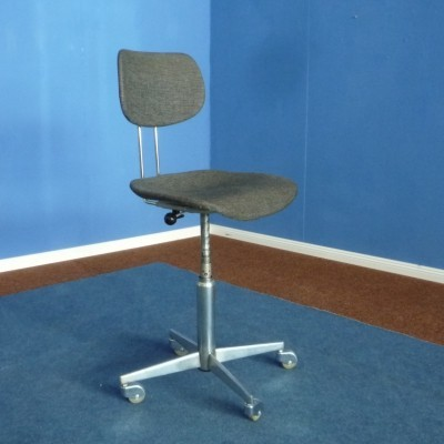 Industrial Desk Chair by Pohlschröder Germany, 1960s