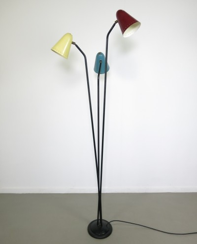 Early Hala floor lamp, 1950s
