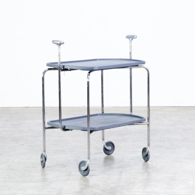David Mellor 'transit' foldable trolley for Magis, 1990s