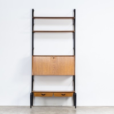 60s Louis van Teeffelen wall unit for WéBé