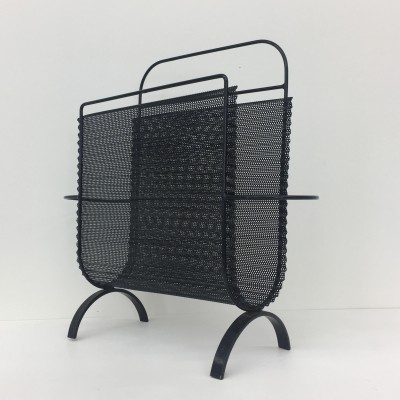 Magazinerack by Mathieu Matégot for Artimeta, France 1950's