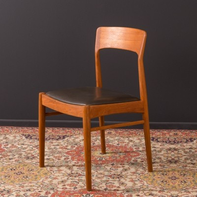Danish dining chair by KS Møbler, 1960s