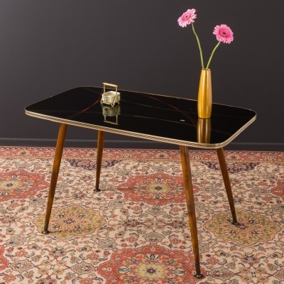 Cocktail table from the 1950s