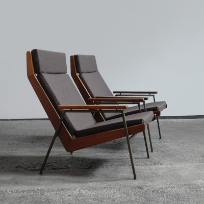 2 Easy chairs by Rob Parry for Gelderland, Holland 1960s