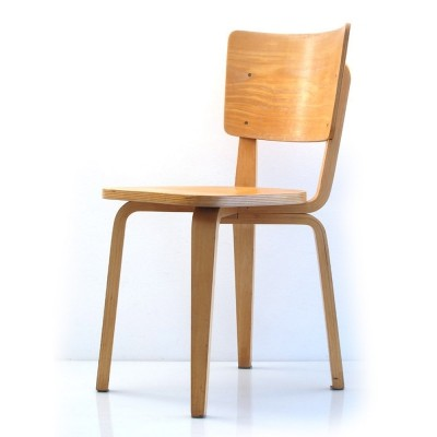 Unique Cor Alons plywood chair, 1950s