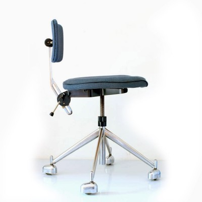 KEVI adjustable retro office chair by Jorgen Rasmussen