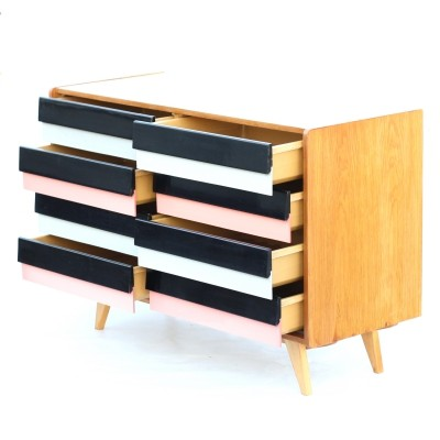 Chest of drawers by Jiri Jiroutek for Interier Praha, 1965