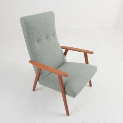 Easy chair in teak, 1960s