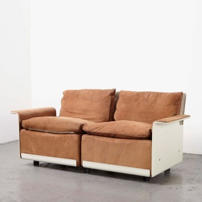 Dieter Rams '620 Series' 2-Seater Sofa by Vitsoe, 1962