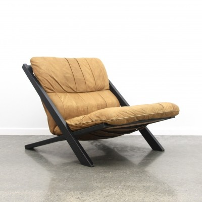 Lounge chair by Ueli Berger for De Sede, 1970s
