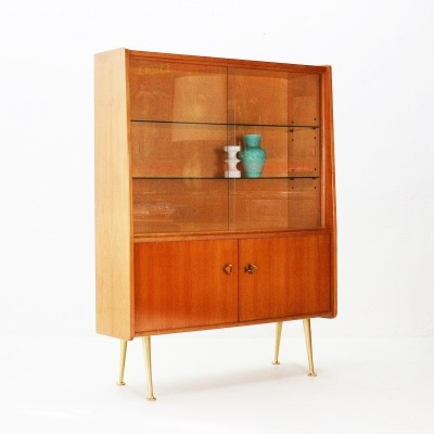 1950s Cabinet with Stiletto Feet
