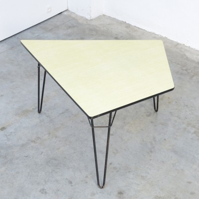 T1 Dining Table by Willy Van Der Meeren for Tubax, 1954