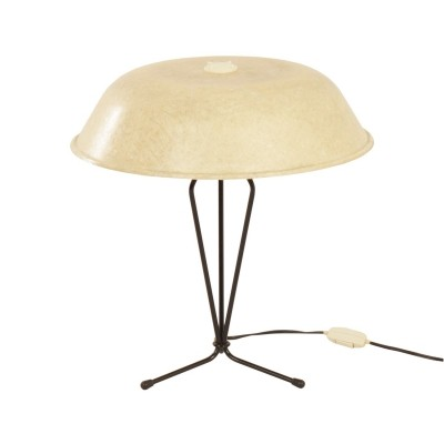 Fiberglas Table Lamp by Louis Kalff for Philips, 1958