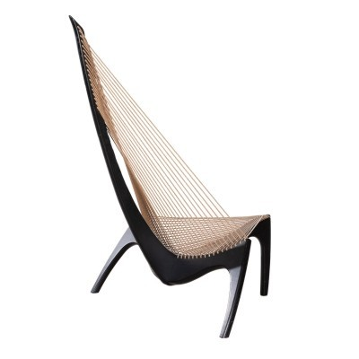 Harp lounge chair by Jørgen Høvelskov for Christensen & Larsen, 1990s