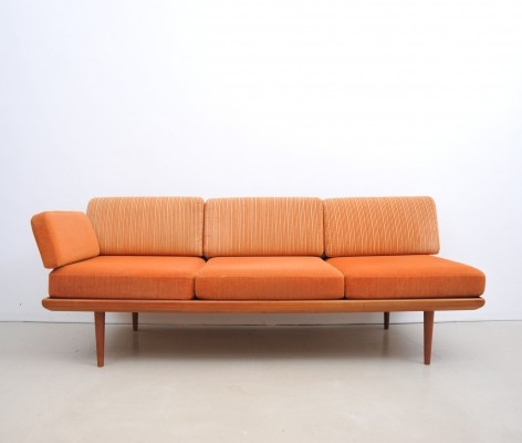 Minerva FD 417 daybed by Peter Hvidt & Orla Mølgaard Nielsen for France & Son, 1950s