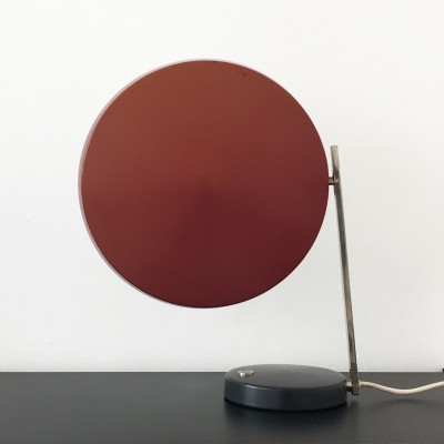 Oslo desk lamp by Heinz Pfaender for Hillebrand, 1960s