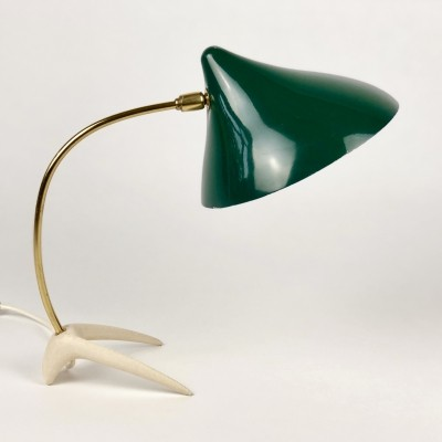 Crow's Foot desk lamp by Louis Kalff for Philips, 1950s