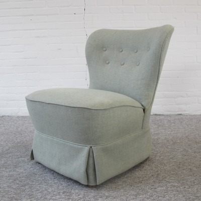 Artifort Cocktail lounge Chair by Theo Ruth, 1960s