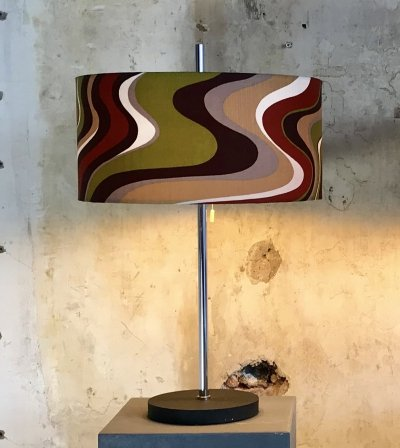 Large Table Lamps from Raak Amsterdam, 1960s