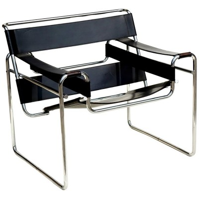 Wassily b3 lounge chair by Marcel Breuer, 1960s