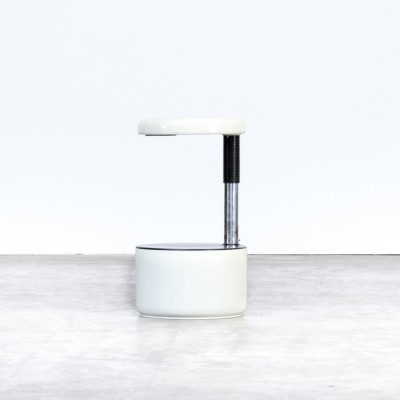 60s Lucci & Orlandini adjustable 'golf' stool for Velca
