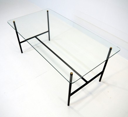 Coffee table by Pierre Guariche for Airborne, 1950's