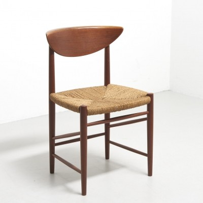 Model 316 chair by Hvidt & Mølgaard-Nielsen, 1950's