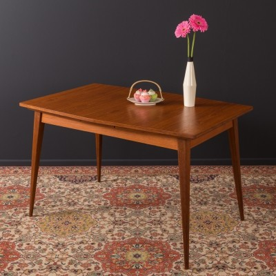 German dining table from the 1950s