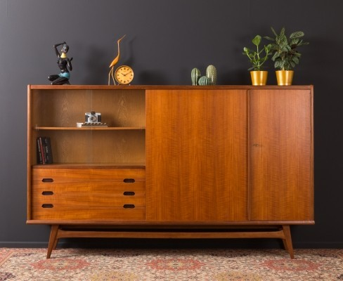 German buffet in Scandinavian design, 1950s