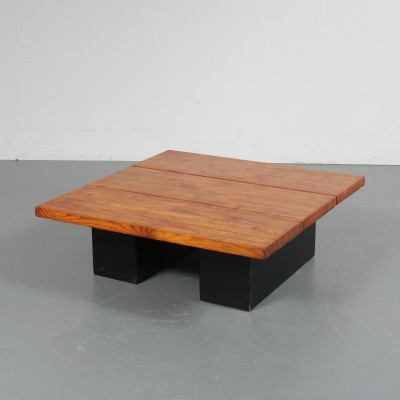 Coffee table by Ilmari Tapiovaara for Laukaan Puu Finnland, 1950s