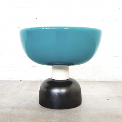 'Alzata 543' Bowl from Sottsass for Bitossi from the Scalino collection, 1953