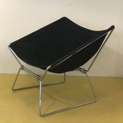 AP-14 Anneau lounge chair by Pierre Paulin for Polak, 1950s