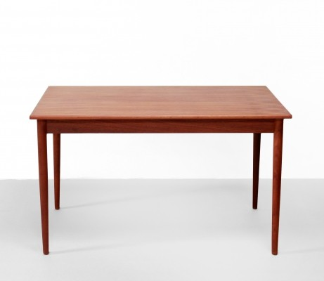 Teak Danish design dining table