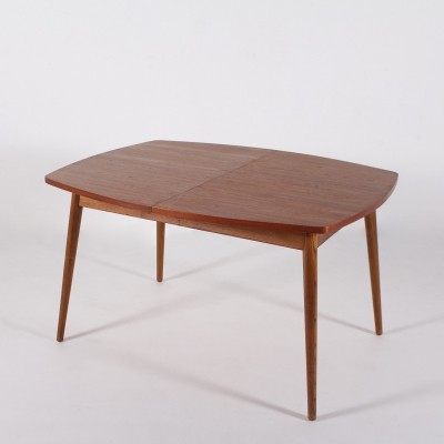 Expendable dining table, 1950s