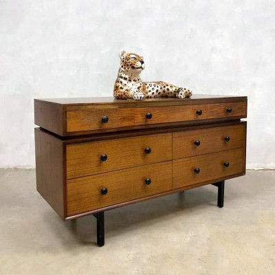 Midcentury modern chest of drawers, 1960s
