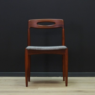 Dining chair by Niels O. Møller for Uldum Møbelfabrik, 1960s