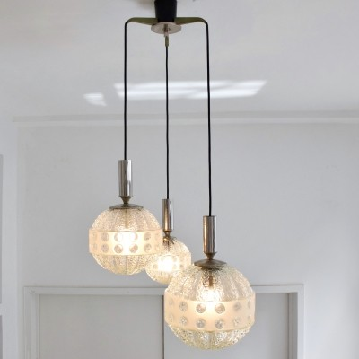 20th Century French Vintage Pendant Light