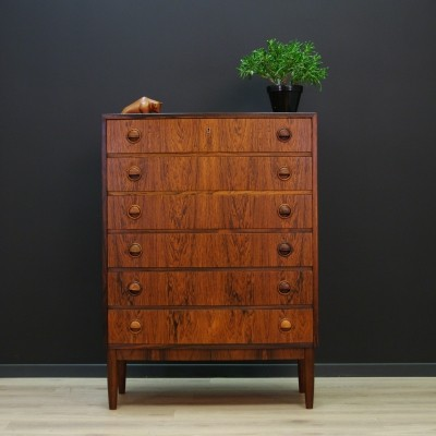 Kai Kristiansen chest of drawers, 1970s