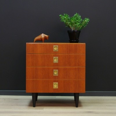 ÆJM Møbler chest of drawers, 1970s