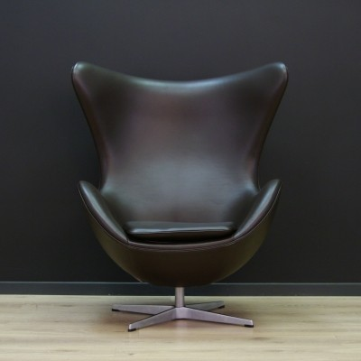 Egg lounge chair by Arne Jacobsen for Fritz Hansen, 1980s