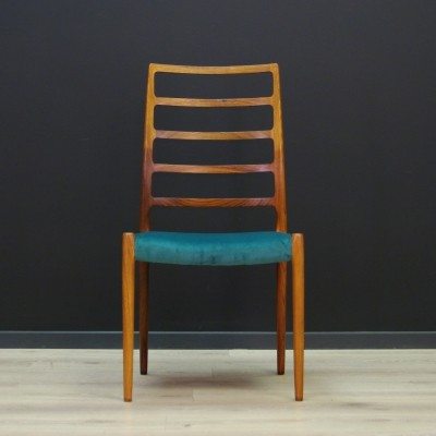 Dining chair by Niels O. Møller for JL Møllers Møbelfabrik, 1970s
