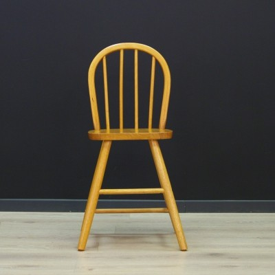 Vintage children chair, 1970s