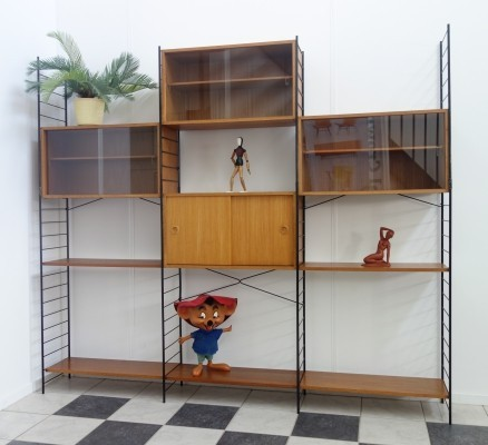 Modular system wall unit by WHB, 1960s