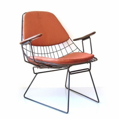 Original FM06 Pastoe vintage relax chairs by Cees Braakman
